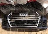 Audi Q7 передний бампер S-line 2015+