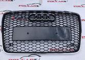 Audi Q7 решетка радиатора в стиле RSQ7 с хромом 06-14г.в.