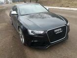 Audi S5 Установка переднего бампера RS5 и решетки радиатора RS5