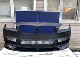 BMW F10 Передний бампер M5 с губой в сборе
