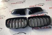 BMW F20 накладки зеркал и решетки радиатора M1