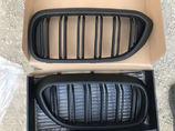 Bmw G30 решетка радиатора ( ноздри раздвоенные, матовые)