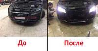 Audi A7 RS7 установили бампер передний в сборе под ключ