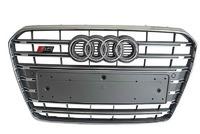 Решетка радиатора Audi A5 S-line рестайлинг 2011-2015