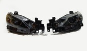 Mazda 6 GJ фары Full Led с AFS (адаптивные) рестайлинг