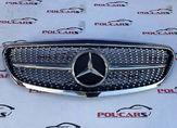 Mercedes C205 решетка радиатора AMG diamond 6.3