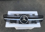 Mercedes CLS W219 решетка радиатора AMG хром дорест 04-08 г.в.