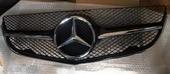 Mercedes E C207 2013-2017 AMG хром
