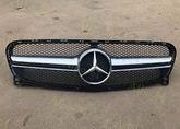 Mercedes GLA X156 Решетка радиатора AMG 2014-2017
