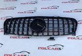 Mercedes GLA X156 решетка радиатора GT 18+