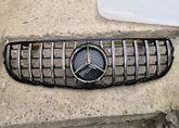 Mercedes GLC X253 Решётка радиатора GT Chrome