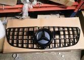 Mercedes GLS W166 Решетка радиатора  AMG Black GT