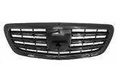 Mercedes S W222 2013-2020 решетка 6.3 AMG черная глянцевая