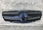 Mercedes SL R230 решетка радиатора AMG black