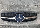 Mercedes SL R230 решетка радиатора AMG рестайл