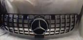 Mercedes W166 Решетка радиатора GT хром