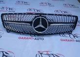 Mercedes W176 решетка радиатора  AMG Diamond 16-19