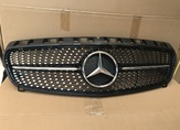 Mercedes W176 решетка радиатора AMG Diamond