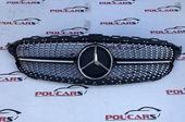 Mercedes W204 решетка радиатора AMG diamond