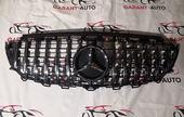 Mercedes W213 Решетка радиатора GT хром AMG