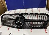 Mercedes X156 Решетка радиатора Diamond