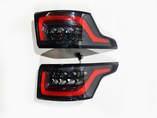 Range Rover Sport 2013+ задние фонари (в стиле 2018 года рестайлинг)
