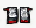 Range Rover Vogue задние фонари белые (Autobiography)