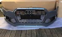 Audi A6 C7 RS6 бампер передний в сборе