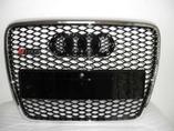 Решетка радиатора Audi A6 C6 RS6