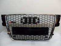 Решетка радиатора Audi A5 в стиле RS5 2008-2011 год
