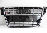 Решетка радиатора Audi A4 S-line 2008-2011