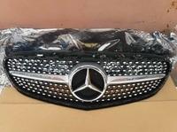 Mercedes W212 рестайлинг решетка радиатора AMG Diamond