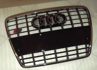 Решетка радиатора Audi A6 C6 S-line 2004-2010